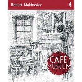 Robert Makłowicz - Café Museum. Książka z autografem