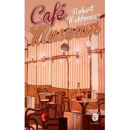 Wydanie węgierskie: Café Museum  - autor  Robert Makłowicz